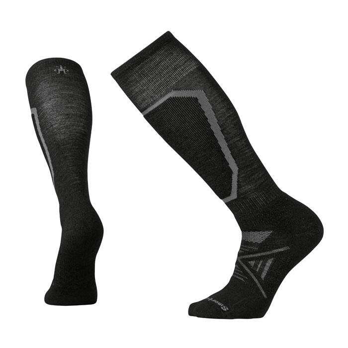 Smartwool Men's PhD Ski Medium Snow Socks