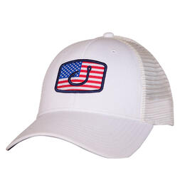 Avid Men's America Flag Trucker Hat