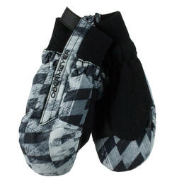 Obermeyer Toddler Boy's Thumbs Up Print Insulated Ski Mitten