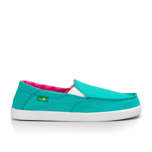 Sanuk Girl's Sideskip Casual Shoes