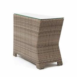 North Cape Cabo Willow Wedge End Table