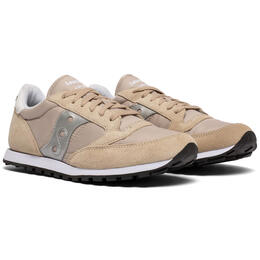 Saucony Men's Tan Jazz Low Pro Casual Shoes