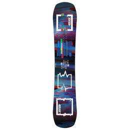 Never Summer Men's Funslinger Freestyle Twin Snowboard '19