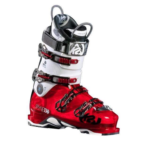 K2 Men's Spyne 130 All Mountain Ski Boots '14