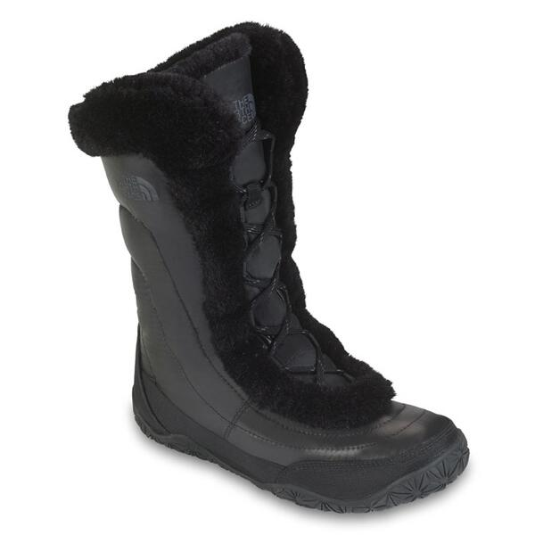 The North Face Women's Nuptse Fur IV Apres Boots