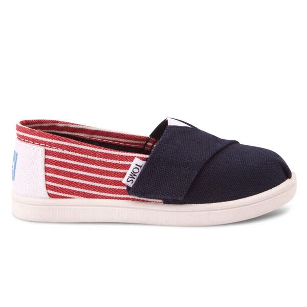 Toms Tiny Classic Slip-on Casual Shoes