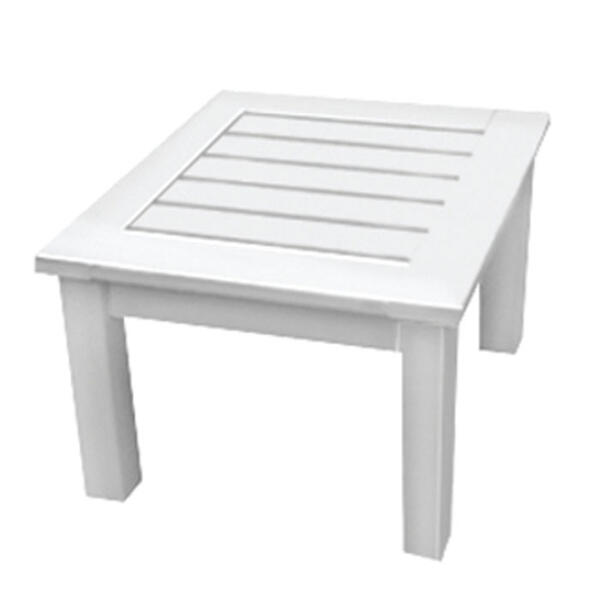 Seaside Casual Nantucket Side Table