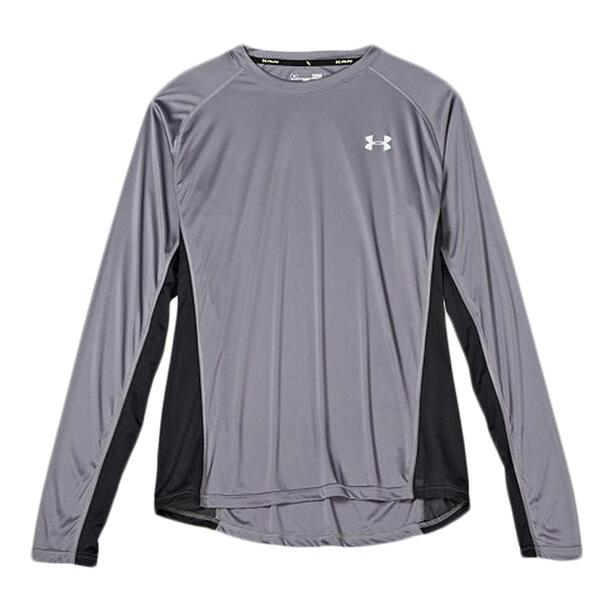 Under Armour Men's Heatgear Flyweight Long Sleeve Running Top