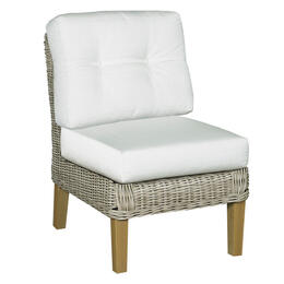 North Cape Cambria Collection Armless Club Chair Frame