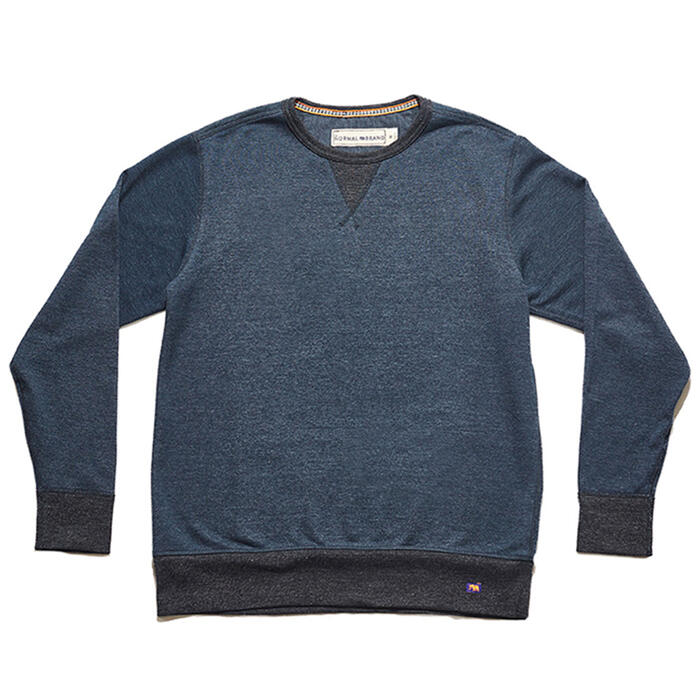 The Normal Brand Men's Cole Terry Pullover