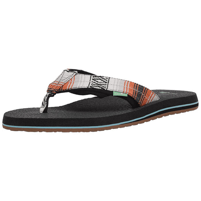 Sanuk Men's Beer Cozy 2 TX Flip Flops