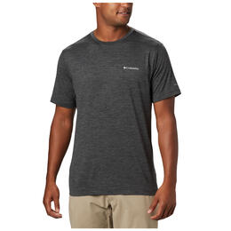 Columbia Men's Tech Trail Crew Neck T Shirt