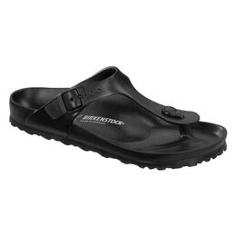 Birkenstock Women's Gizeh Essentials Sandals Black