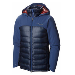 Columbia Men's Heatzone 1000 Turbdn Hood Ski Jacket