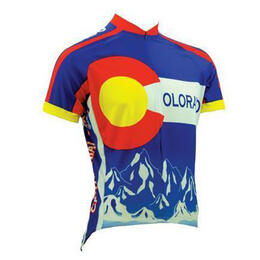 Canari Men's Colorado Classic Cycling Jersey