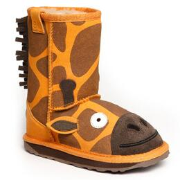 Emu Children's Little Creatures Walker Giraffe Apres Boots