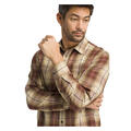 Prana Men's Holton Plaid Longsleeve T Shirt