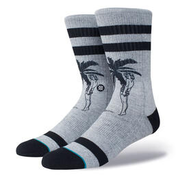 Stance Men's Crew Cheeky Palm Socks