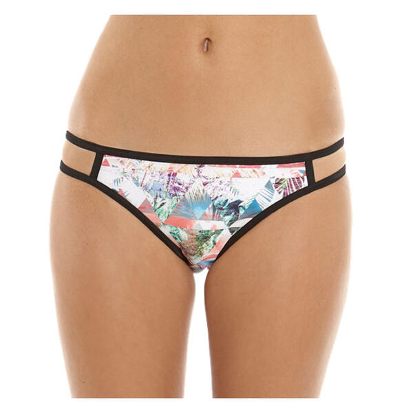 Gossip Jr Girl's Tropical Matrix Bikini Btm