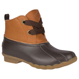 Sperry Women's Saltwater 2 Eye Leather Boots