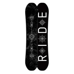 Ride Men's Machete GT All Mountain Snowboard '18