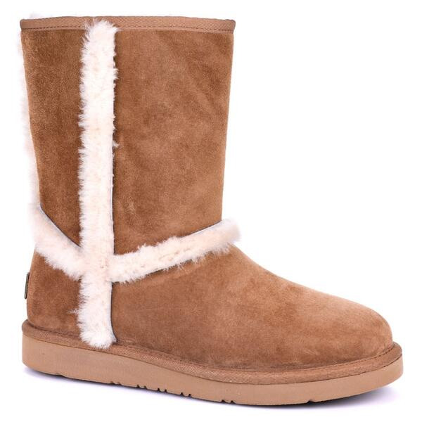UGG® Women's Carter Suede Apres Ski Boots