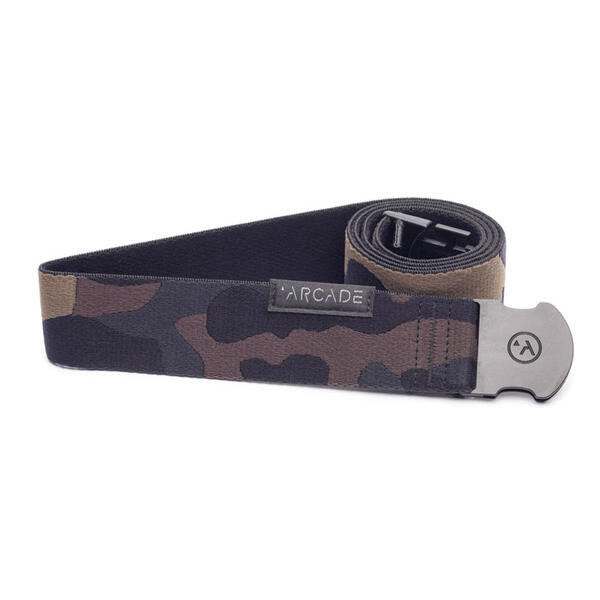 Arcade Belts Men's The Sierra Camo Casual B