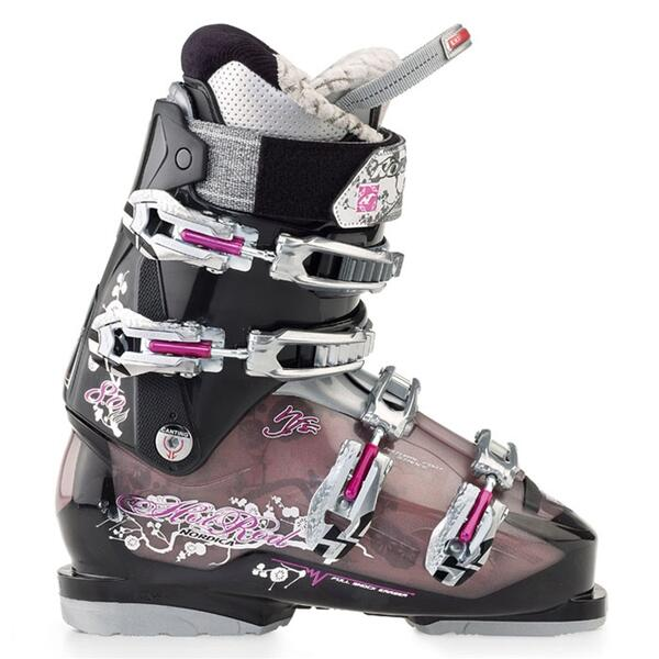 Nordica Women's Hot Rod 8.0 Ski Boots '12