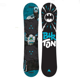 Burton Boy's Chopper Ltd Dc Comics Snowboard '18
