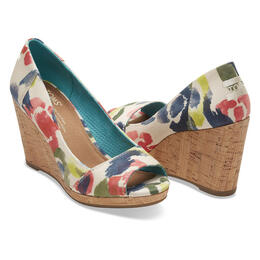 Toms Women's Stella Wedges