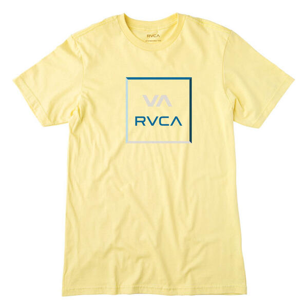 Rvca Men's All The Colorway T-Shirt