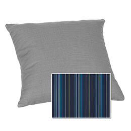 Casual Cushion Corp. 15x15 Throw Pillow - Stanton Lagoon