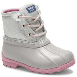 Sperry Little Girl's Port Duck Boots