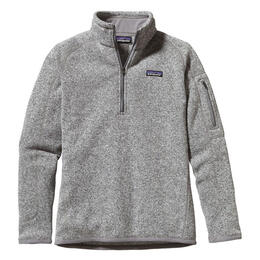Patagonia Women's Better Sweater 1/4 Zip Fleece Sweater