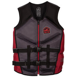 Liquid Force Watson USCGA Life Vest Black/Red
