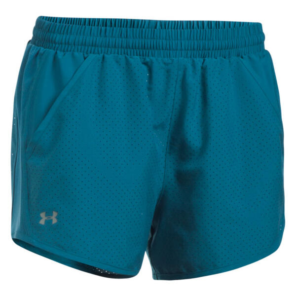 Under Armour Women's Fly By Perforated Shor