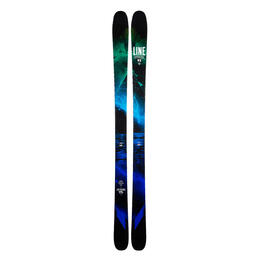 Line Men's Supernatural 92 All Mountain Skis '16 - FLAT