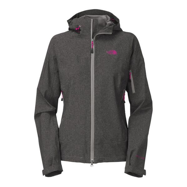 The North Face Women's Burst Rock Shell Jacket