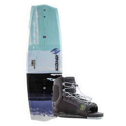 Hyperlite Women's Eden Wakeboard W/ Jinx Bindings '18