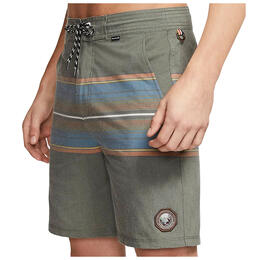 Hurley Men's Beachside Pendleton Olympic Walkshorts