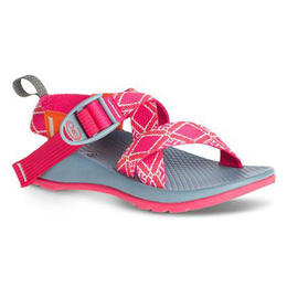 Chaco Kids Z/1 Ecotread Casual Sandals Boho Raspberry
