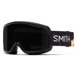 Smith Women's Riot Snow Goggles With Blackout Lens