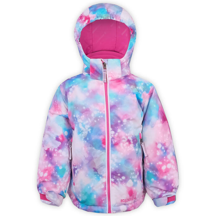Boulder Gear Girl's Daffodil Jacket