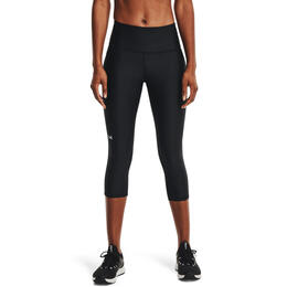 Under Armour Women's HeatGear® Armour No-Slip Waistband Capris Pants