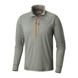 Columbia Men's Diamond Peak Half Zip Shirt
