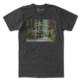 Hippy Tree Men's Redwoods Short Sleeve T Shirt