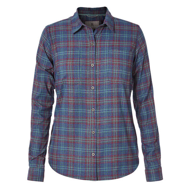Royal Robbins Women's Performance Plaid Fla