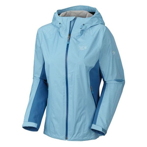 Mountain Hardwear Women's Stretch Capacitor Rain Jacket