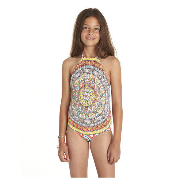 Billabong Girl's Samsara One Piece Swimsuit
