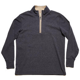 The Normal Brand Men's Puremeso Quarter-Zip Pullover